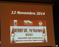 Memory Day verso il 2015